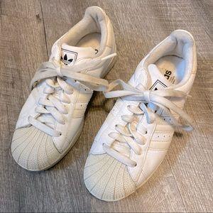 Adidas Allstar White Shoes Size Women's 6